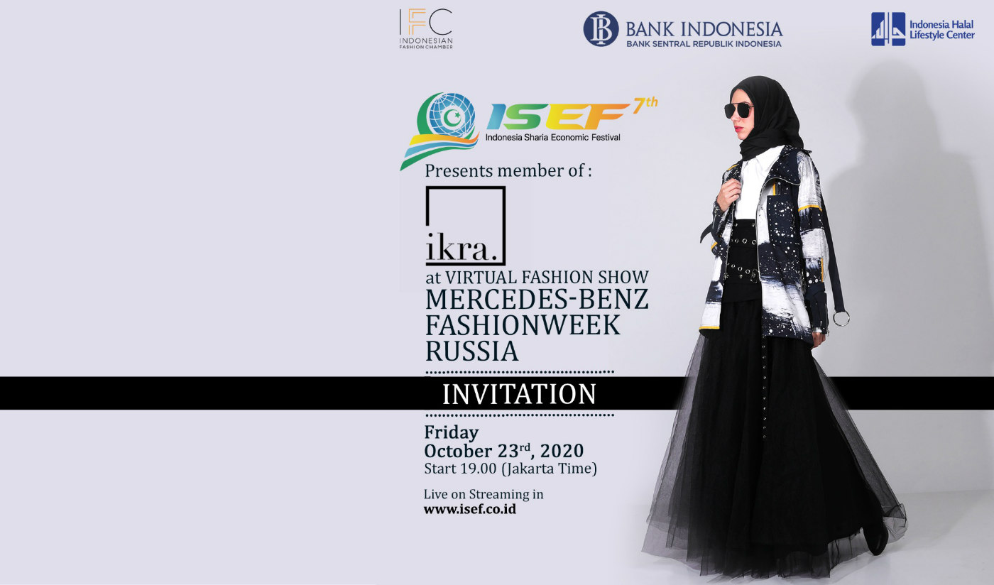 Virtual Fashion Show Mercedes-Benz Fashion Week Russia