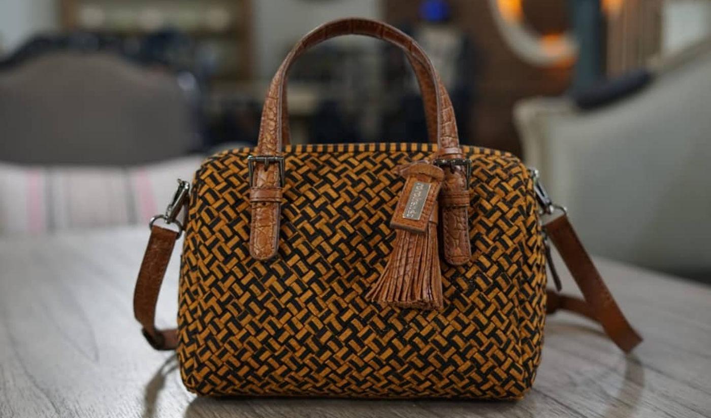 Multifunctional Bag Design Mega Woven Bag Rorokenes