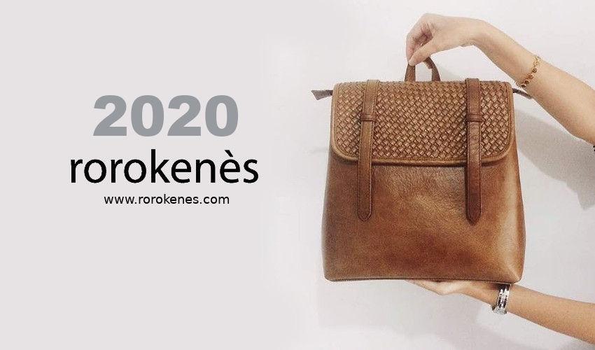 Tas Kulit Anyam Kaleidoskop Rorokenes Indonesia Tahun 2020