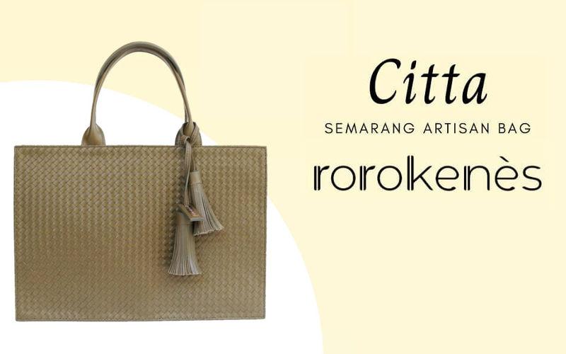 Citta Tote Bag by Rorokenes