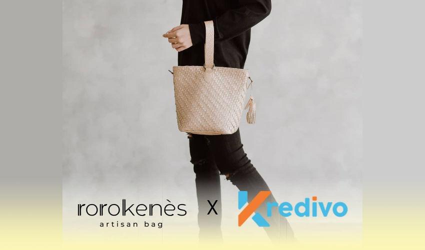 Belanja Tas Brand Lokal Rorokenes dengan Cicilan Kredivo